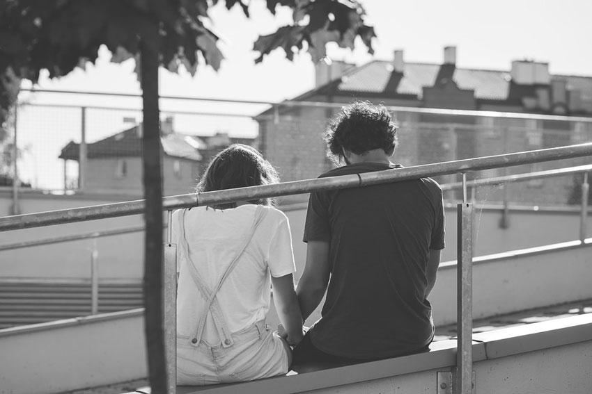 Site de encontros amorosos